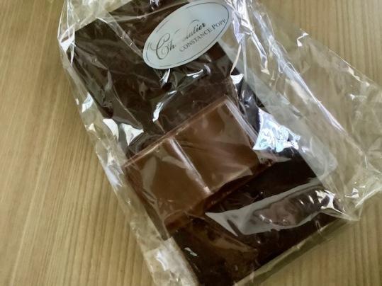 Festival chocolate! yum.